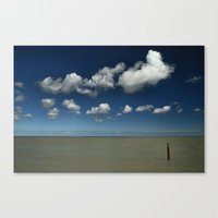 Cloud Outing Canvas Print