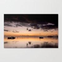 Laenani Sunrise Canvas Print