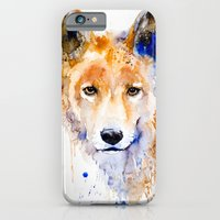 iPhone Cases featuring Dingo by Slaveika Aladjova