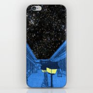 Life On The Outside iPhone & iPod Skin
