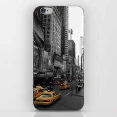 Empire state of mind iPhone & iPod Skin