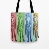Untitled Figure Study Tote Bag