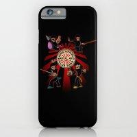 iPhone & iPod Case featuring Sensei Pepper's Martial Arts Club Band by Jason van Zwieten