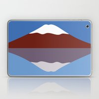 #23 Mt Fuji Laptop & iPad Skin