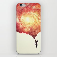 The Universe In A Soap-b… iPhone & iPod Skin