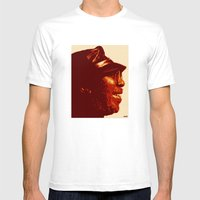 Incredible Curtis 2! Mens Fitted Tee White SMALL