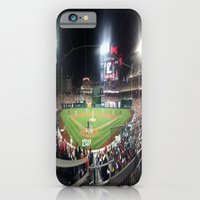 iPhone & iPod Case featuring Nats Park by Clair Jones