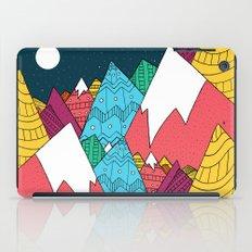 Mountainscape iPad Case