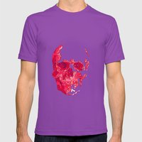 SK1013 Mens Fitted Tee Ultraviolet SMALL