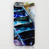 Watercolors iPhone 6 Slim Case