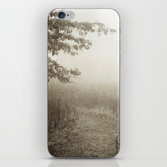 Dreaming in B&W iPhone & iPod Skin