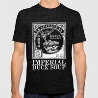Imperial Duck Soup Mens Fitted Tee Tri-Black SMALL