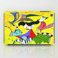 THE FROG PRINCE iPad Case