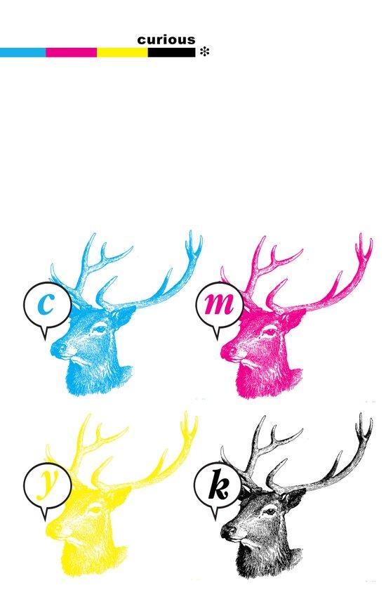 Unnatural Colors Art Print