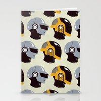 Daft Punk - RAM (Guy-Man… Stationery Cards