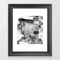Artist Gone Mad Framed Art Print
