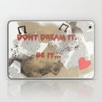 Rocky Horror - Don't Dre… Laptop & iPad Skin