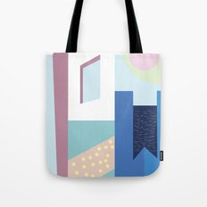 Hotel Mayfair Tote Bag