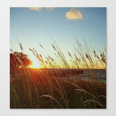 Bay Breeze Canvas Print