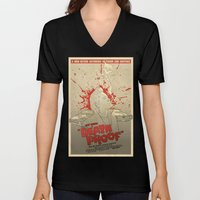 Death Proof Unisex V-Neck