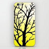 Desert Tree iPhone & iPod Skin