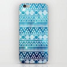 Tribal Ice iPhone & iPod Skin
