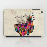 The Night Playground by Peter Striffolino and Kris Tate iPad Case