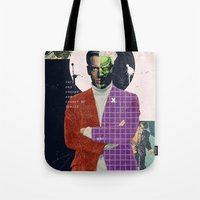 Fate Has Chosen And Cann… Tote Bag