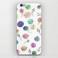 Plane iPhone & iPod Skin