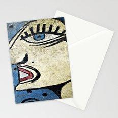 Big Blue Eye Stationery Cards