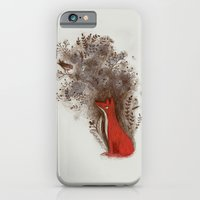 iPhone & iPod Case featuring Fox by Linette No