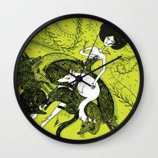 Dress Wall Clock