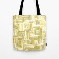 Golden Doodle weave Tote Bag