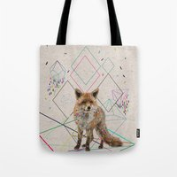 PATHS Tote Bag