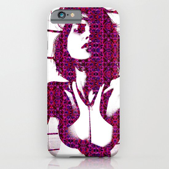Fashion; Lusting for Floral: Catherine McNeil iPhone & iPod Case