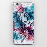 Marijane By Carographic,… iPhone & iPod Skin