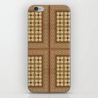 Textile Pattern 1 iPhone & iPod Skin