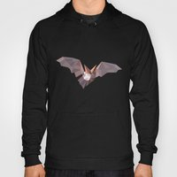 Geometric Bat Hoody