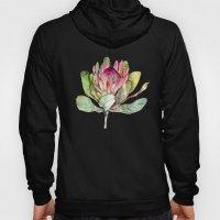 Protea Flower Hoody