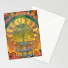 Days of Creation Stationery Cards