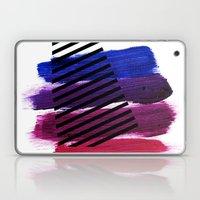 Magenta Broadcast Laptop & iPad Skin