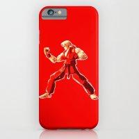 Street Fighter II - Ken iPhone 6 Slim Case