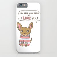 But I Love You! iPhone 6 Slim Case