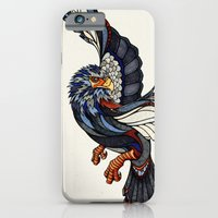 Eagle // Animal Poker iPhone 6 Slim Case