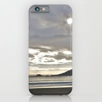iPhone & iPod Case featuring Clouded by Todd Langland