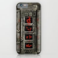 iPhone Cases featuring I-Yautja....Predator gauntlet Iphone case. by Emiliano Morciano (Ateyo)