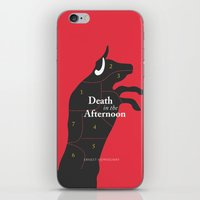Ernest Hemingway Book Co… iPhone & iPod Skin