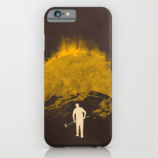 Daybreak iPhone & iPod Case