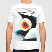 Alter Ego Mens Fitted Tee White SMALL