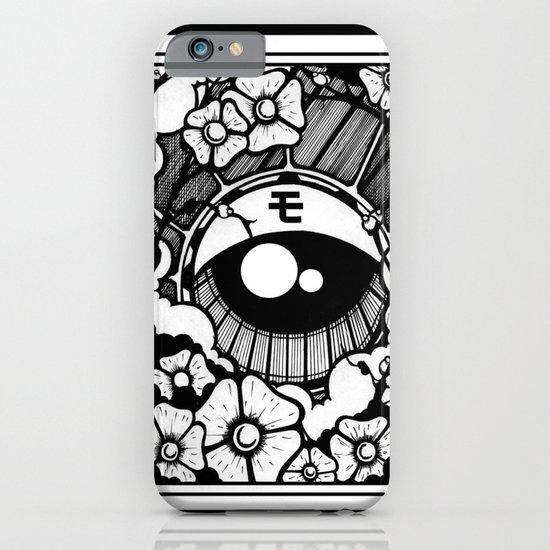 ojo japones iPhone & iPod Case